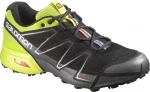 Trailové boty Salomon SPEEDCROSS VARIO BLACK/GECKO GREEN/CLD