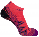 Ponožky Salomon SPEEDCROSS WARM LOTUS PINK/BLACK