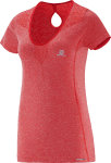 ELEVATE SS SEAMLESS TEE W INFRARED