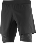 Šortky Salomon INTENSITY TW SHORT M BLACK