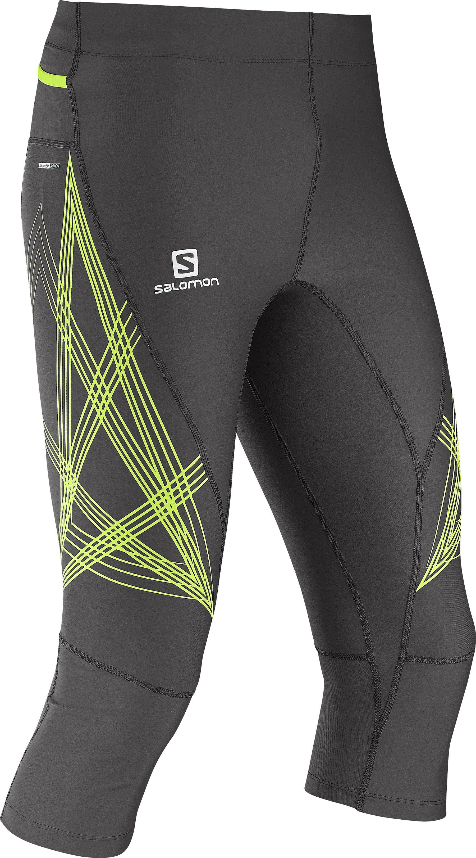 Kalhoty 3/4 Salomon INTENSITY 3/4 TIGHT M