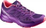 Běžecké boty Salomon SONIC AERO W COSMIC PURPLE/PK/Madder Pin