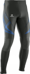 Kalhoty Salomon INTENSITY LONG TIGHT M ASPHALT