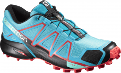 SPEEDCROSS 4 W Blue Jay/BLACK/INFRARED