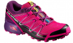 Obuv Salomon SPEEDCROSS VARIO W Deep Dalhi/BK/COSMIC