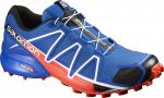 Trailové boty Salomon SPEEDCROSS 4 Blue Yonder/BK/Lava Orang