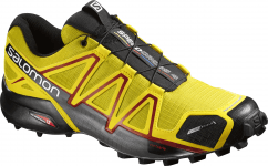 SPEEDCROSS 4 CS ALPHA YELLOW/YE/BK