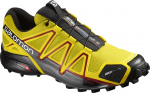 Trailové boty Salomon SPEEDCROSS 4 CS ALPHA YELLOW/YE/BK