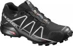 Trailové boty Salomon SPEEDCROSS 4 GTX® BLACK/BLACK/SI