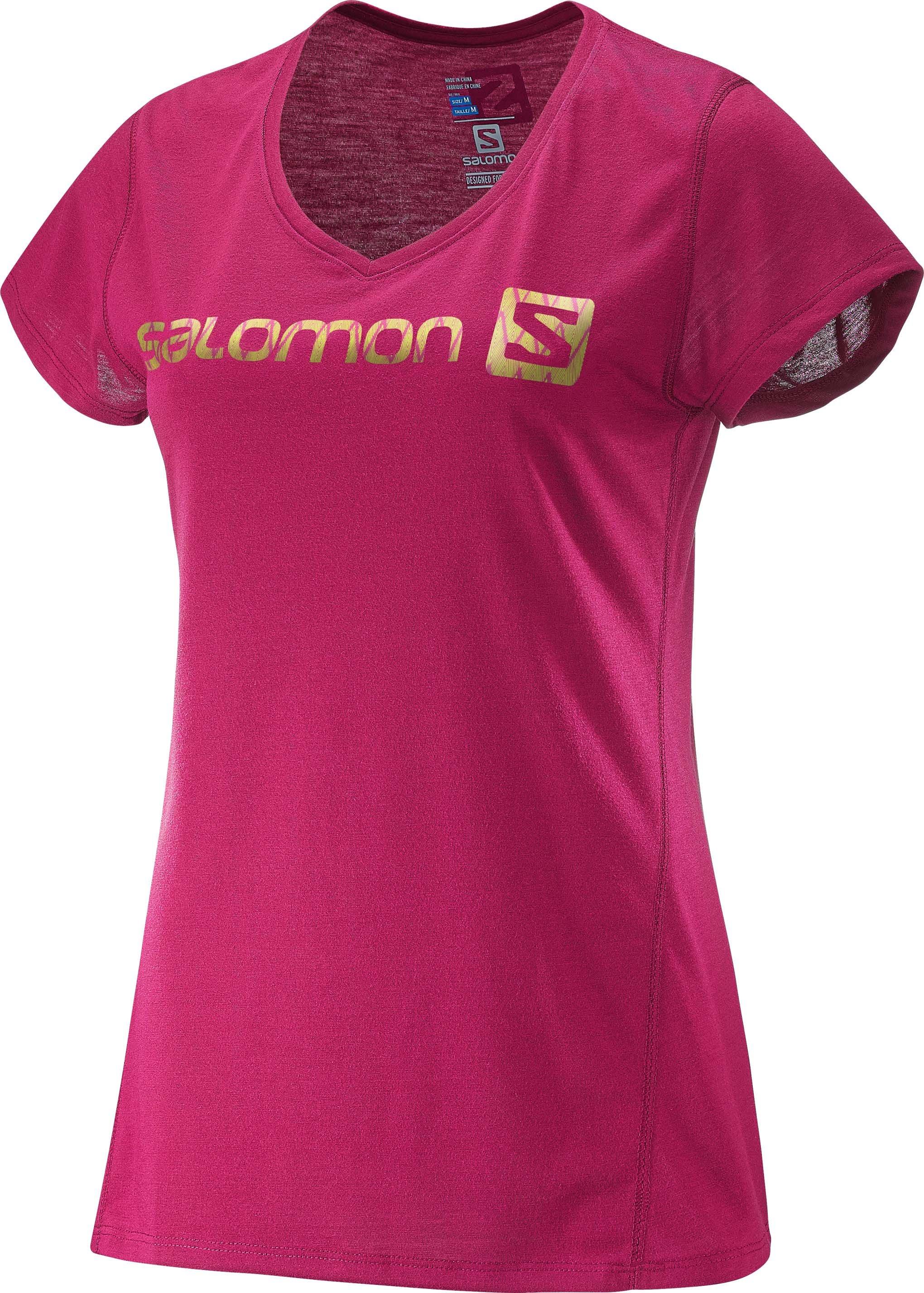 Běžecké triko Salomon Elevate Tech