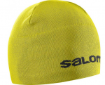 Čepice Salomon BEANIE ALPHA YELLOW