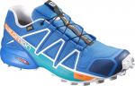 Trailové boty Salomon SPEEDCROSS 4 GTX® BRIGHT BLUE/BL/WH