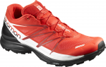 Trailové boty Salomon S-LAB WINGS 8 RACING RED/BLACK/White