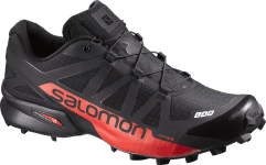 S-LAB SPEEDCROSS BLACK/RACING RED