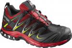 Trailové boty Salomon XA PRO 3D GTX® RADIANT RED/BK/GECKO GREE