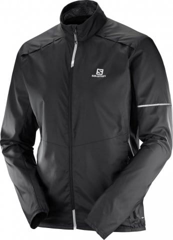 AGILE WIND JKT M Black