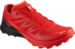Trailové boty Salomon S/LAB SENSE 7 SG Racing Red/Bk/Wh