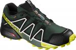 Trailové boty Salomon SPEEDCROSS 4 GTX Darkest Sp/Bk/Aci