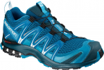 Trailové topánky Salomon XA PRO 3D Mykonos Bl/Reflecting/Wh