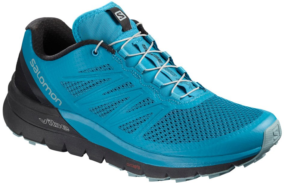 7c57890987be1 Trailové topánky Salomon SENSE PRO MAX Fjord Blue/Black/Lead -  Top4Running.sk