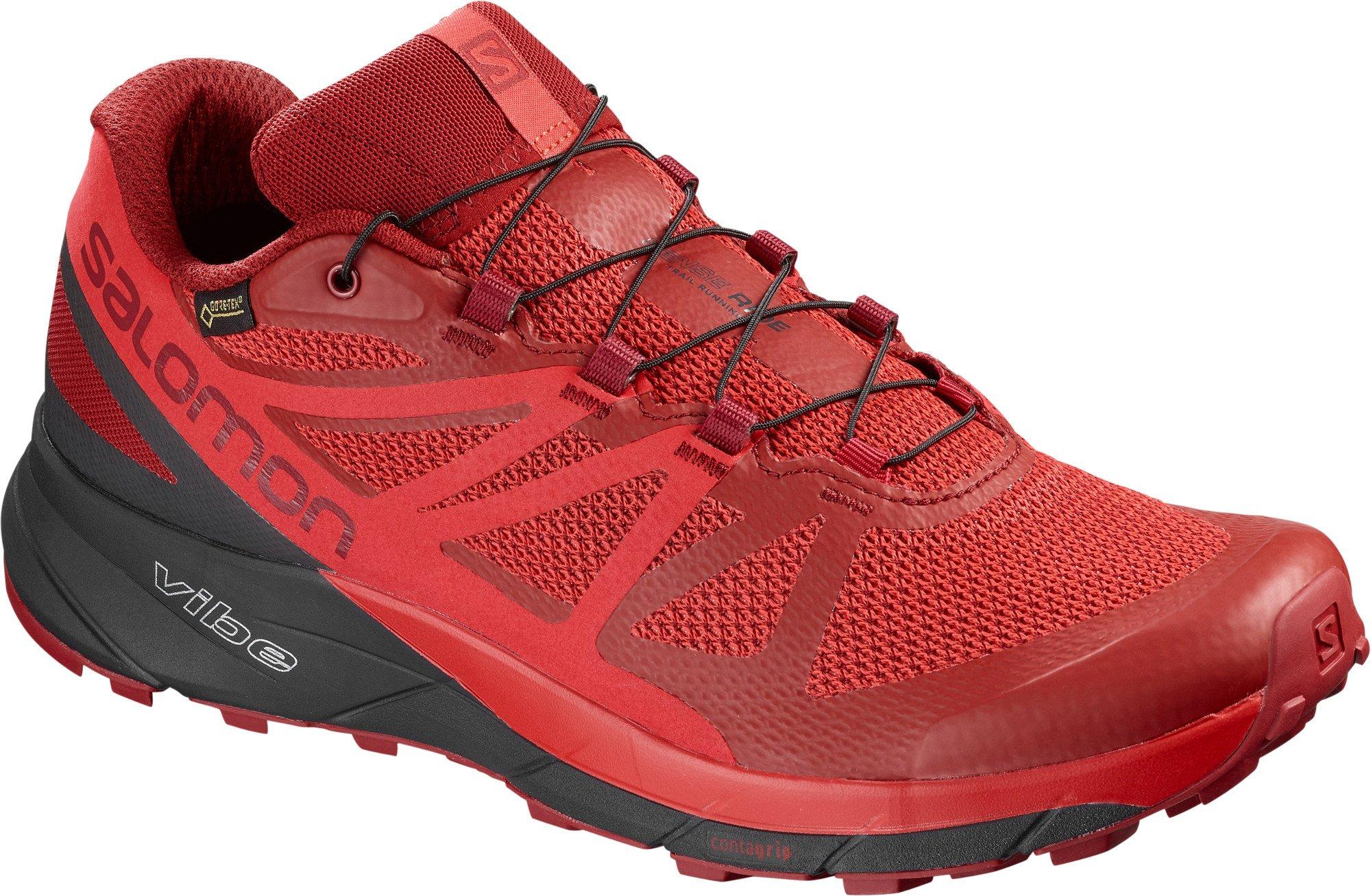 Pánská trailová obuv Salomon Sense Ride GTX 0931f486bea