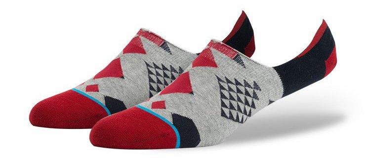 Ponožky Stance Hilands Red