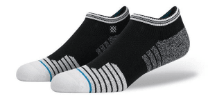 STANCE GUIDED LOW BLACK