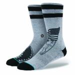 Ponožky Stance STANCE SPIRIT GREY