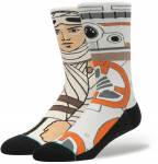 STANCE THE RESISTANCE TAN