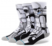 STANCE TROOPER WHITE