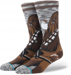 STANCE CHEWIE PAL GREY