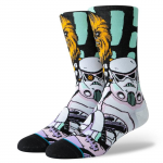 STANCE WARPED CHEWBACCA BLACK