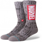 STANCE MARVEL ICONS GREY