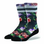 Ponožky Stance STANCE DORMANT 2 BLACK