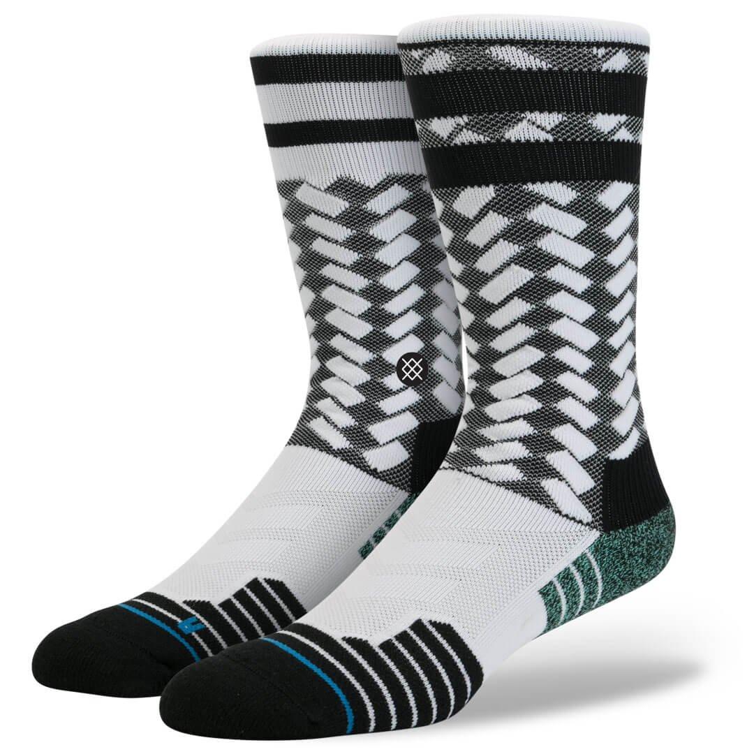 Ponožky Stance A-Game White