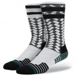 Ponožky Stance STANCE A-GAME WHITE