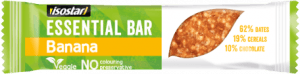 ISOSTAR 35g ESSENTIAL BAR BANANA