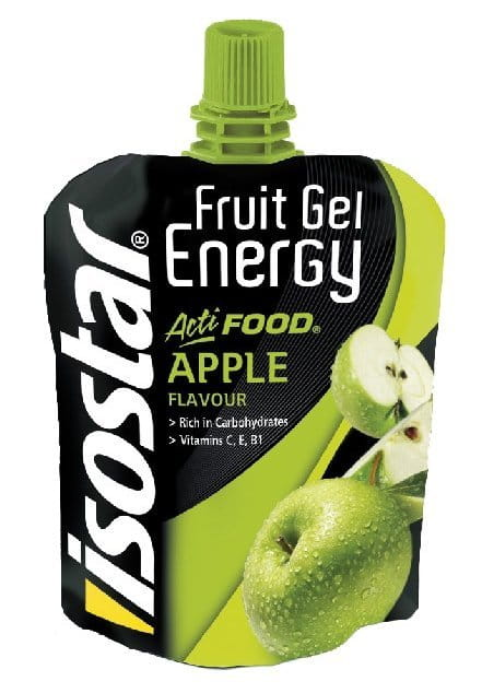 Gel Isostar ACTIFOOD APPLE 90g