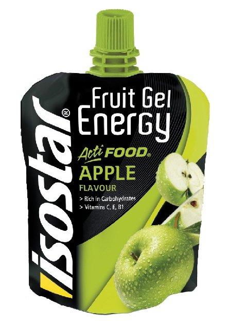 Gel s příchutí jablka Isostar ACTIFOOD