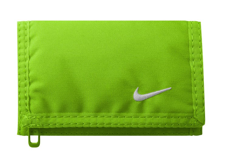 Peněženka Nike  Basic Wallet Voltage green