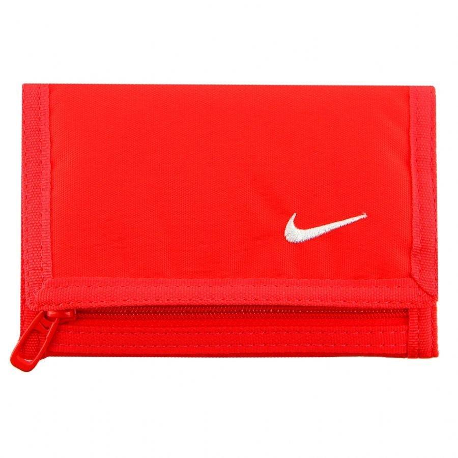 Peněženka Nike Basic Wallet bright crimson