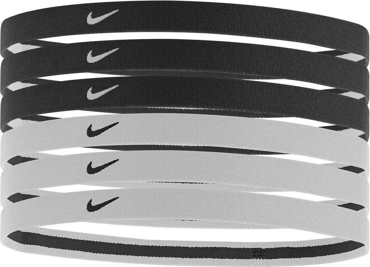 Čelenky Nike Swoosh Sport Headbands 6PK 2.0 a6b83e36af