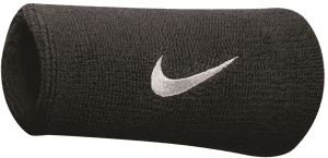 SWOOSH DOUBLEWIDE WRISTBANDS