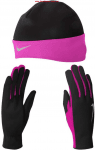DRI-FIT WOMEN'S RUNNING BEANIE/GLOVE