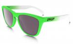 Sluneční brýle Oakley Frogskins® PRIZM™ Daily Polarized Green Fade Edition
