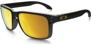 da744082b OAKLEY Holbrook Polished Black w/ 24k Irid