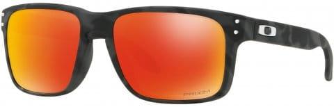 Sonnenbrillen Oakley OAKLEY Holbrookk Black Camo w/PRIZM Ruby