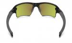 Sluneční brýle Oakley OAKLEY Flak 2.0 XL Polished Black w/Fire Iridium – 3
