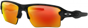 OAKLEY FLAK 2.0 XL BLACK CAMO W/ PRIZM RUBY