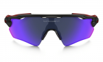 Sluneční brýle Oakley OAKLEY Radar EV Polished Black w/Positive Red – 2